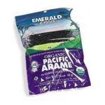 Emerald -  Silver Grade Organic Arame Dried Seaweed Bags 0023547300310