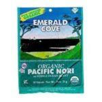 Emerald -  Organic Pacific Nori Untoasted Dried Seaweed 10 Sheets 0023547300419