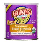 Earth's Best -  Organic Sensitivity Infant Formula 0023923100602