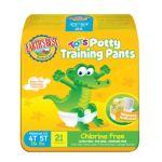 Earth's Best -  Tendercare Chlorine Free Tots Potty Training Pants 21 training pants 0023923101630