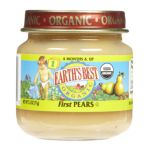 Earth's Best -  First Pears 0023923200050