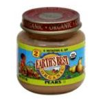 Earth's Best -  2nd Foods Pears 0023923200166