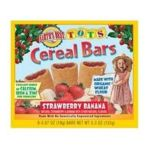 Earth's Best -  Cereal Bars 0023923201651