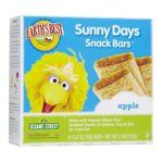 Earth's Best -  Sesame Street Apple Sunny Days Snack Bars 0023923201903