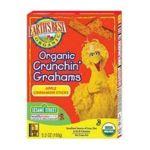 Earth's Best -  Organic Crunchin' Grahams Apple Cinnamon Sticks 0023923203037