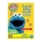 Earth's Best -  Organic Smiley Snacks Banana 0023923203389