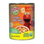 Earth's Best -  Organic Elmo Tomato Soup 0023923204225