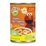 Earth's Best -  Sesame Street Organic Elmo Tomato Soup 0023923204232