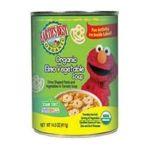 Earth's Best -  Sesame Street Elmo Vegetable Soup 0023923204249