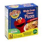 Earth's Best -  Pizza Whole Grain Cheese Sesame Street 0023923206137