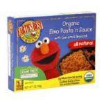 Earth's Best -  Organic Elmo Pasta 'n Sauce 0023923206250