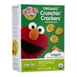 Earth's Best -  Organic Crunchin' Crackers Veggie 0023923211971