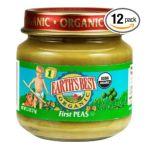 Earth's Best -  Earth's Best Organic 1st Peas Jars 0023923212015