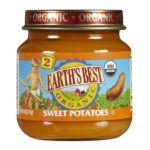 Earth's Best -  2nd Foods Peas & Brown Rice 0023923300323
