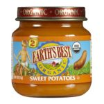 Earth's Best -  2nd Foods Winter Squash 0023923300347