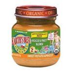 Earth's Best -  Organic 2nd Antioxidant Blend Sweet Potato Apricot Jars Value Bulk Multi-pack 24 0023923300736