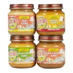Earth's Best -  Organic Fruit Antioxidant Blends Baby Food Variety Pack 0023923300934