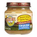 Earth's Best -  Earth's Best Organic Barley Yogurt Banana Apricot 0023923412613