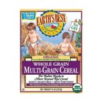 Earth's Best -  Baby Foods Whole Grain Multi-grain Cereal 0023923900028