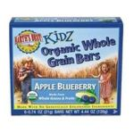Earth's Best -  Kidz Whole Grain Bars 0023923900073
