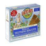 Earth's Best -  Wheat Teething Biscuits 0023923900158