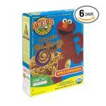 Earth's Best -  Sesame Street Organic O's Cereal Apple Cinnamon Units 0023923900332