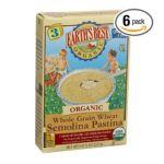 Earth's Best -  Semolina Pastina 0023923900615