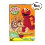 Earth's Best -  Organic On The Go O's Cereal Honey Nut Boxes 0023923901339