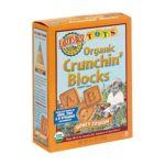 Earth's Best -  Tots Organic Crunchin' Blocks Honey Graham 0023923901506