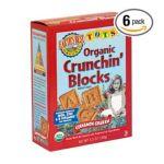Earth's Best -  Tots Crunchin' Blocks 0023923901520