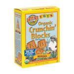 Earth's Best -  Crunchin' Blocks Banana 0023923901544