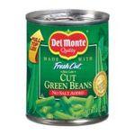 Del monte -  Del Monte Cut Green Beans - 12 Pack 0024000000877