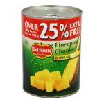 Del monte -  Pineapple Chunks 0024000001645
