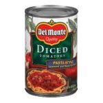 Del monte -  Diced Tomatoes 0024000010142