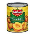 Del monte -  Peach Halves 0024000010418