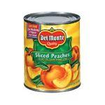 Del monte -  Sliced Peaches 0024000010623