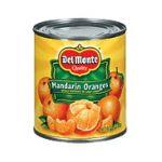 Del monte -  Whole Segments In Light Syrup Mandarin Oranges 0024000011484