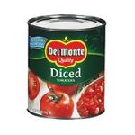 Del monte -  Tomatoes Diced 0024000012139