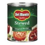 Del monte -  Original Recipe Stewed Tomatoes With Onions Celery & Green Peppers 0024000012337