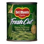 Del monte -  Fresh Cut French Style Green Beans 0024000013983