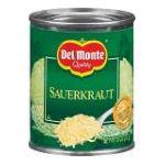 Del monte -  Sauerkraut 0024000014782