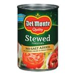 Del monte -  Tomatoes Stewed 0024000014928
