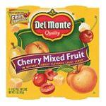 Del monte -  Mixed Fruit 0024000015185