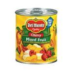 Del monte -  100 Calorie Mixed Fruit Cherry 0024000015390