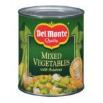 Del monte -  Mixed Vegetables With Potatoes 0024000015482