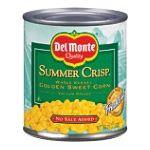 Del monte -  Golden Sweet Corn 0024000015550