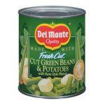 Del monte -  Cut Green Beans & Potatoes 0024000015611