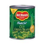Del monte -  Fresh Cut Green Beans Blue Lake Cut 0024000018308