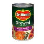 Del monte -  Stewed Tomatoes Cajun Recipe 0024000026471