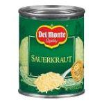 Del monte -  Sauerkraut 0024000027720